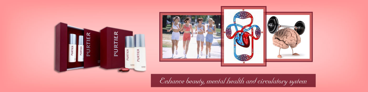 Enhance beauty, mental health and circulatory system