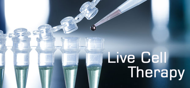 live cell therapy